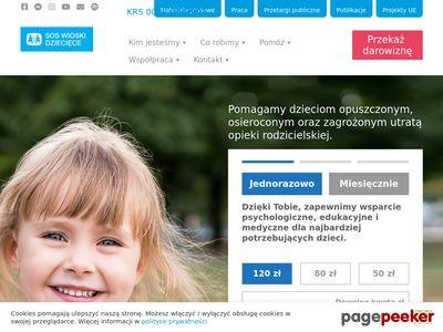 Wioskisos.org Pomoc opuszczonym i osieroconym dzieciom