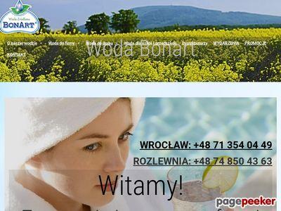 Woda do biura, dystrybutor wody, dystrybucja wody