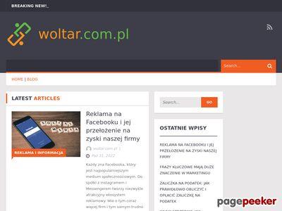Gabloty ekspozycyjne Woltar.com.pl