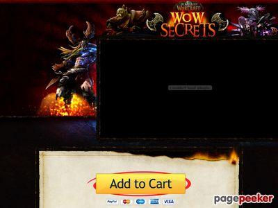 WoW Secrets