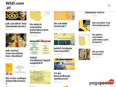 Katalog stron - WSD.COM.PL