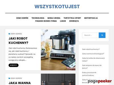 Darmowy portal ogłoszeniowy - wszystkotujest.pl