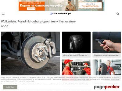 Blog dla zmotoryzowanych Wulkanista.pl
