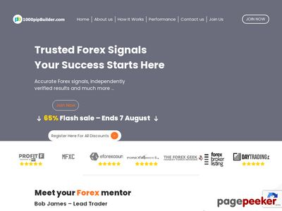 Trusted Forex Signals with Verified Results