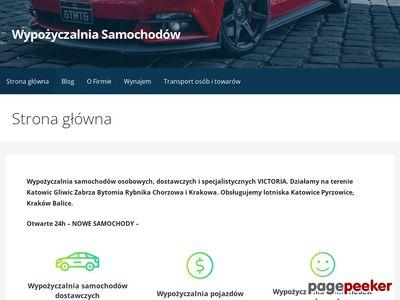 Wypożyczalnia aut Katowice