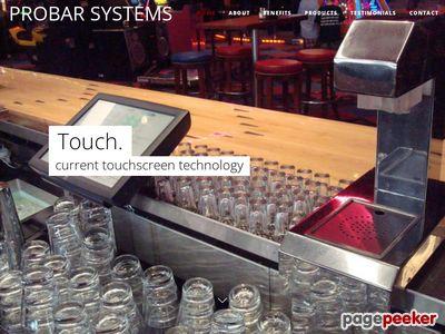 ProBar Systems Screenshot