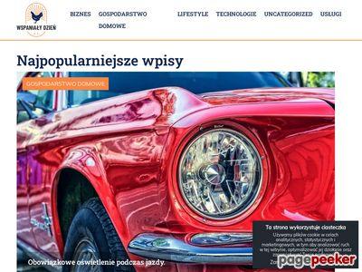 WspanialyDzien.pl - Katalog stron internetowych - BM