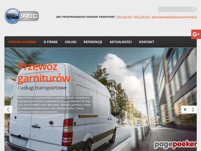 Transport Kraków