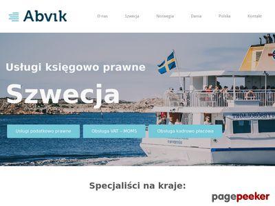 Abvik - biuro rachunkowe