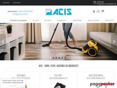 ACIS Filtry i worki do odkurzacza