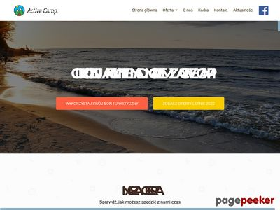Obóz windsurfingowy Active-Camp