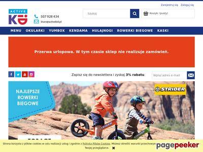 Active Kid sklep dla aktywnych dzieci