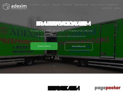 Adexim-Przeprowadzki S.C., Z. Bekas, K. Jagaczewski, M. Polak