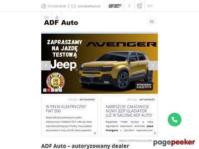 ADF AUTO Fiat freemont Wrocław