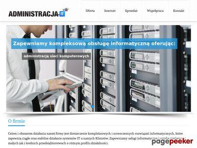 Administracja-it.pl usługi informatyczne