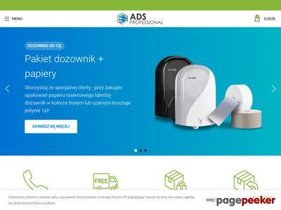 ADS Professional, profesjonalne środki czyszczące