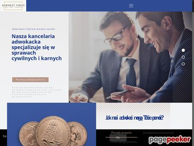Adwokat Toruń