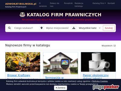 Polecani adwokaci Warszawa