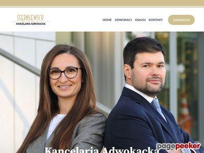 Adwokat Radom kancelaria Stępniewscy
