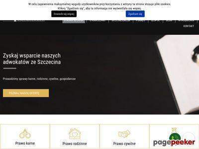 ŁUKSZ WĘGŁOWSKI kancelaria adwokacka Świnoujście