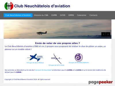 Club d'aviation (Colombier) - A visiter!