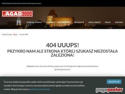 AGAD - Hurtownia Budowlana - Toruń