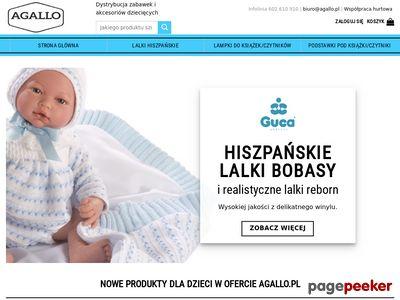 Akcesoria podróżne, samochodowe i dziecięce - Agallo.pl