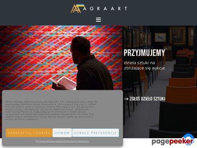 Agra-Art Dom Aukcyjny Dzieła Sztuki dawnej i współczesnej