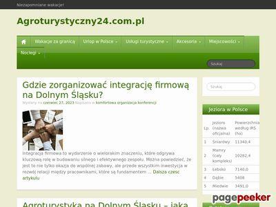 Agroturystyczny24.com.pl - Udane wakacje!