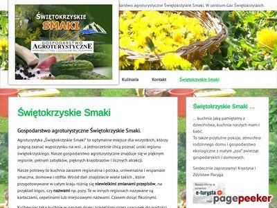 Agroturystyka Góry Świętokrzyskie