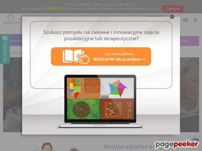 Programy edukacyjne dla dzieci - Akademia Umysłu