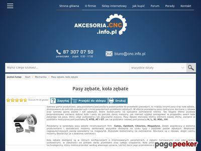 Akcesoria.cnc.info.pl