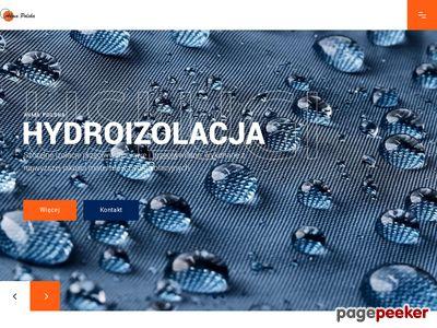 Izolacja natryskowa Łódź