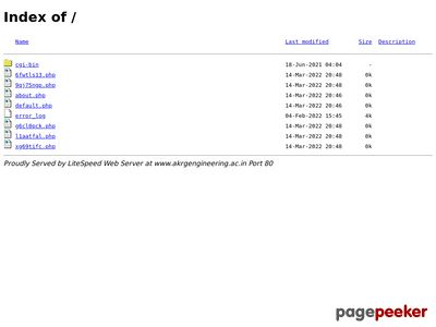 A.K.R.G. COLLEGE OF ENGINEERING & TECHNOLOGY