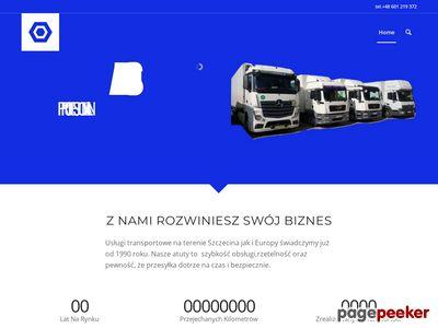 Transport Szczecin