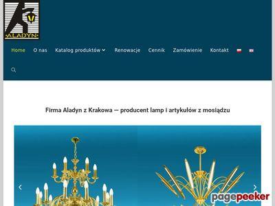 ALADYN producent pulpitów kościelnych