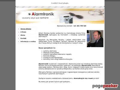 Systemy alarmowe, Telewizja przemysłowa