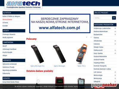 Http://www.alfatech.eu | sprzęt: analizator spalin