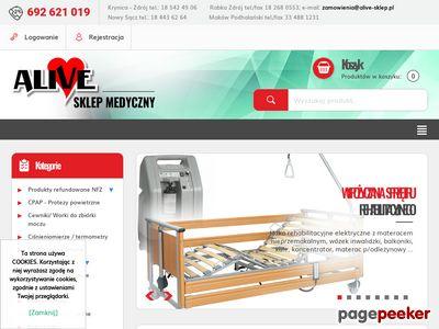 Alive - sklep medyczny Krynica Zdrój