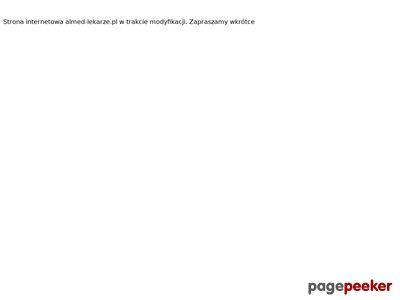 ALMED Lekarze Wrocław - wizyty domowe 24 h