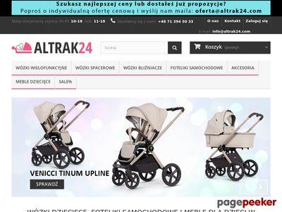 Altrak24 Andrzej Brzezicki