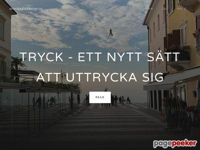 Amazing LED Design - Eleganta LED-Belysningar och LED-Armaturer. - http://www.amazingleddesign.se