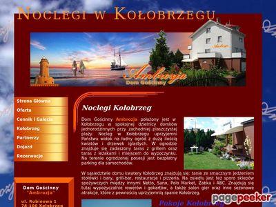 Ambrozja Dom Gościnny Kołobrzeg