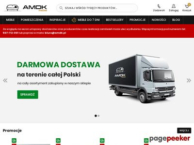 Narożniki rozkładane - amdk.pl