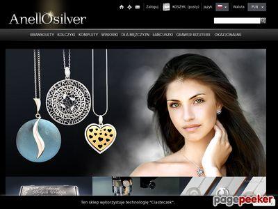 Srebro sklep internetowy - Anellosilver