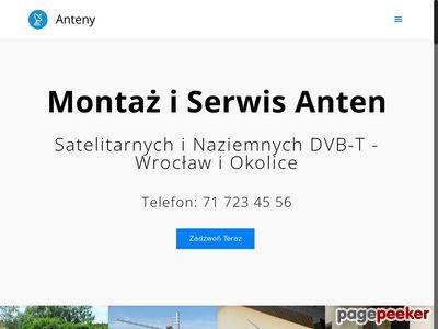 Instalacje Antenowe - anteny-montaz.com.pl