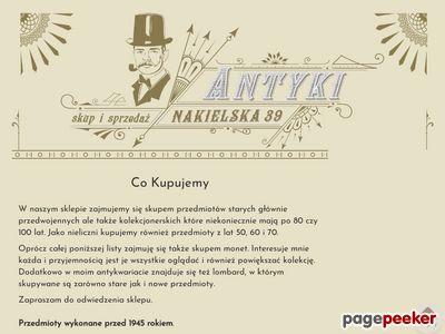 Skup antyków w Bydgoszczy. Antykwariat.