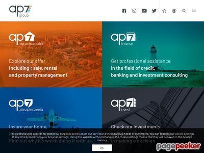 Ap7.pl biuro nieruchomości Kraków