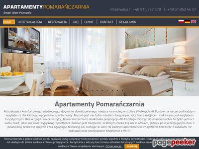 Apartamenty w sercu miasta Poznań