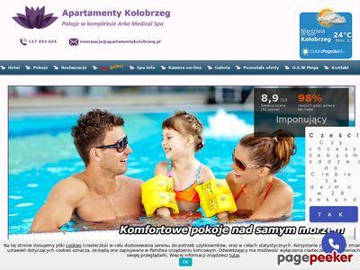 Kołobrzeg apartamenty